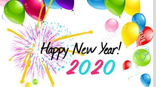 Happy New Year Welcome 2020 Mere Sabhi SubscribERS Ko Meri Taraf Se New Year Bhot Bhot Mubarak Ho