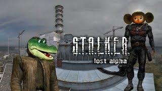 S.T.A.L.K.E.R. прикол. Чебурашка вступил в Долг.