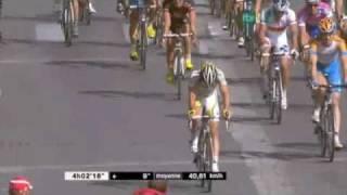 Mark Cavendish wins on the Champs Élysées