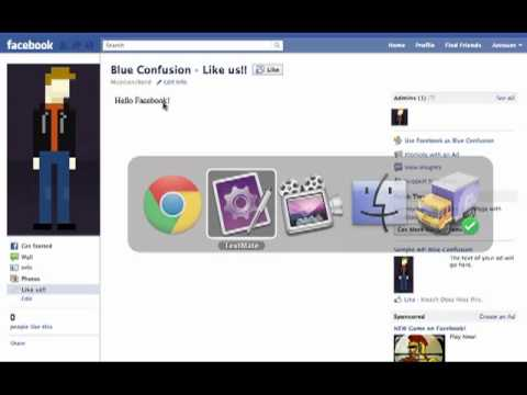 how to add a youtube tab to your facebook page