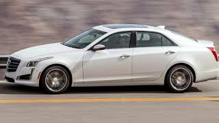 2019 Cadillac CT6 V Sport Debuts With Beefy V 8 Engine, Track tuned Suspension