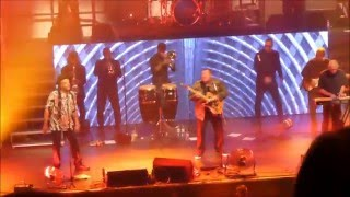 Ali Campbell's UB40 perform Keep On Moving during their Labour Of L...