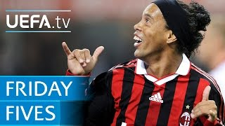 Ronaldinho, Ravanelli, Keane: 5 classic celebrations