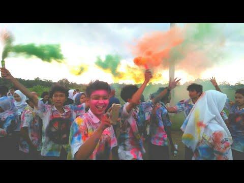 Lagu PERPISAHAN Sekolah Terbaik SepanjangMasa SMA - Angel 9 Band | (Video Documentary Kelulusan SMA)