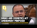 The Quint:  India To Amend Drugs And Cosmetics Act To Lower Drug Costs
