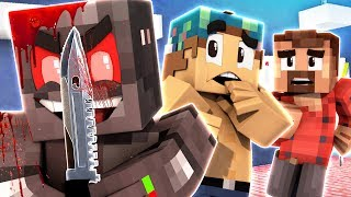 Minecraft Murder Mystery: My Viral Challenge! (Funny Moments)