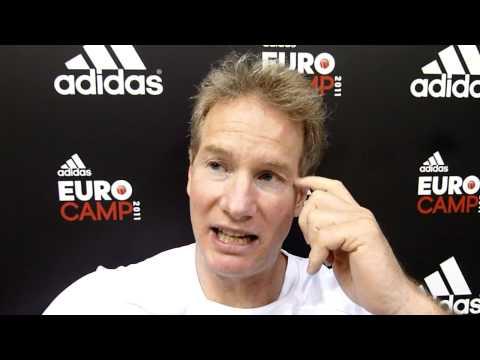 John Welch - 2011 adidas EuroCamp Interview