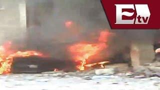Atentado con coche bomba en Siria: hay 31 muertos/ Titulares de la Tarde con Kimberly Ambergol
