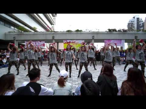 Joint Hall Mass Dance 2016 - Lee Shau Kee Hall