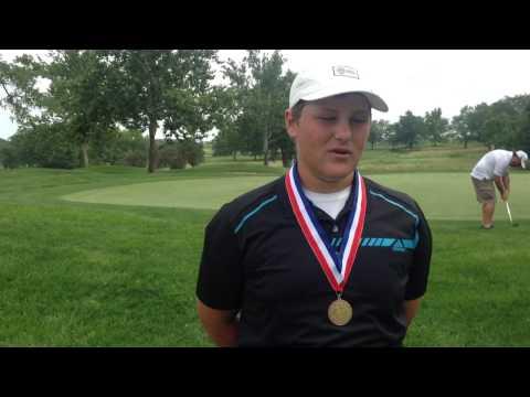 2014 Nebraska Junior Amateur Champion