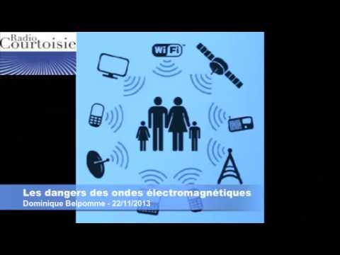 Dr. Dominique Belpomme - Les dangers des ondes electromagnetiques (Part2)