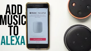 Apple Music On Alexa Explained