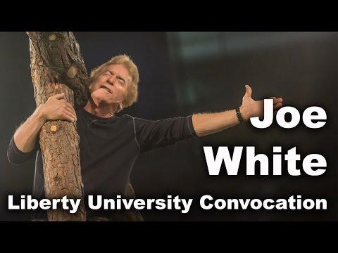 Joe White - Liberty University Convocation