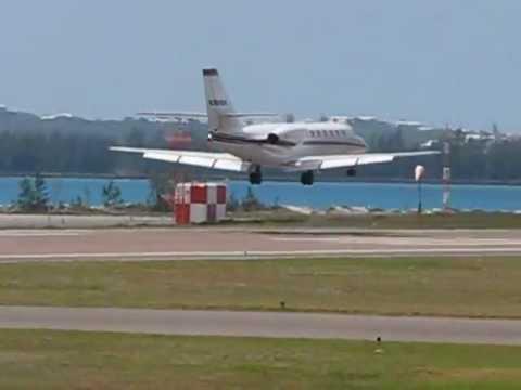 Bermuda's Active Airport Operations: Part 1