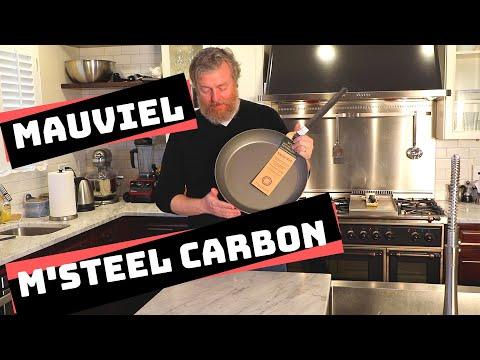 Mauviel M'Steel Pan: Seasoning and Cooking