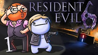 Resident Evil 6 /w Cry! [Part 1] - No time to explain!