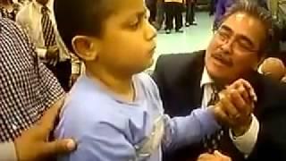 ¿No crees en los milagros? mira esto !! // Que este video recorra el mundo !!