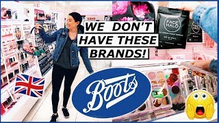 SHOP WITH ME IN A LONDON DRUGSTORE! I spent £200+....OOPS