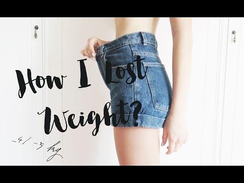 Как я похудела на 4-5 кг? ♡ Мое питание / Как я начала худеть