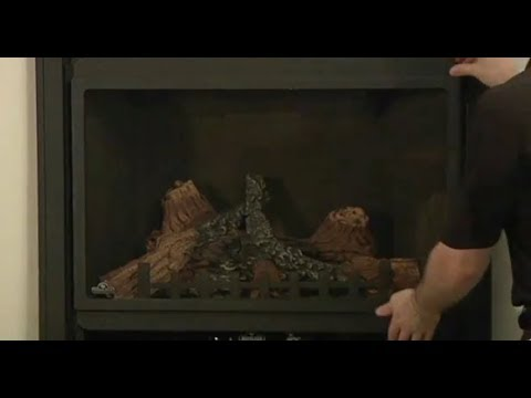 How to clean your Fireplace Glass