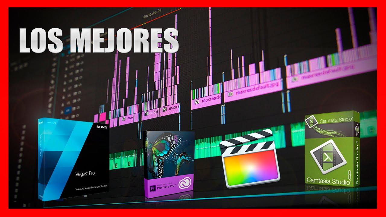 Los mejores programas para editar videos para youtube for Programa para disenar dormitorios