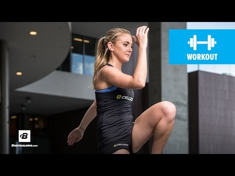 City Circuit Workout | Alex Silver-Fagan