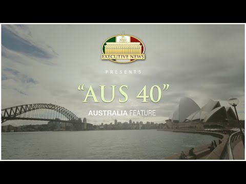 AUS 40 | AUSTRALIA | Executive News