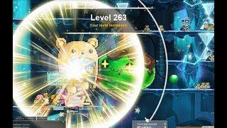 [GMS Luna] Buccaneer level up 263!