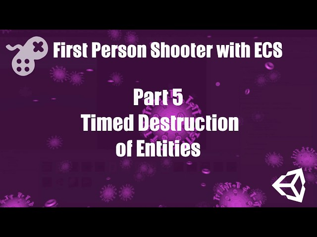 First Person Shooter with ECS Part 5