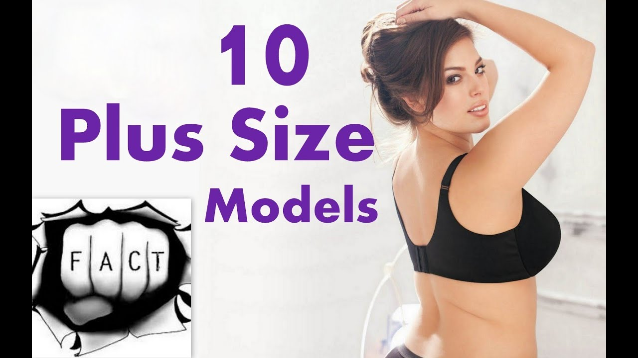 10 Incredibly Hot Women Who Are Larger Than A Size 12 - YouTube
