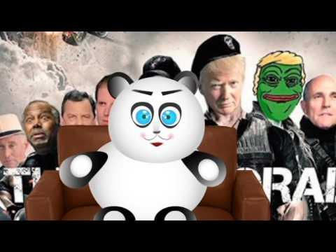 Panda Pete 5: Trump/Hillary/The DNC