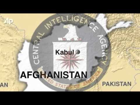 American Killed in Kabul CIA Office Attack