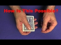 How Is This Card Trick Possible?