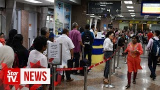 Ticketing server crash due to overwhelming demand, says KTMB CEO