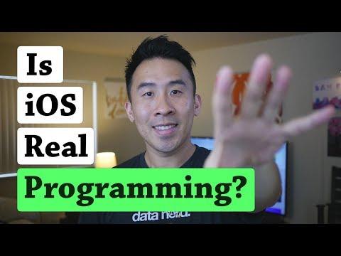 Is iOS Development Real Programming?
