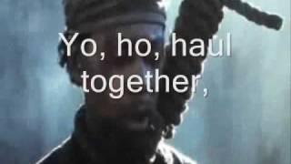Pirrates of the carribean 3 Hoist the colors song lyrics original movie