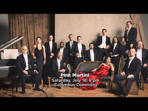 Picnic with the Pops 2015: Pink Martini