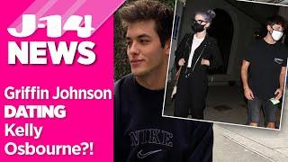 Griffin Johnson Dating Kelly Osbourne?! TikTok Star Sparks Romance Rumors After Dixie D'Amelio Split