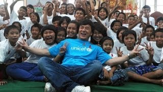 Jackie Chan: Social Responsibility in Filmmaking