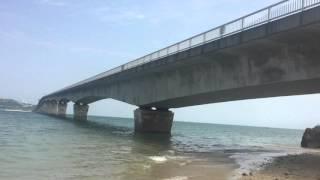 Kouri Bridge PC box girders. April 15, 2016.