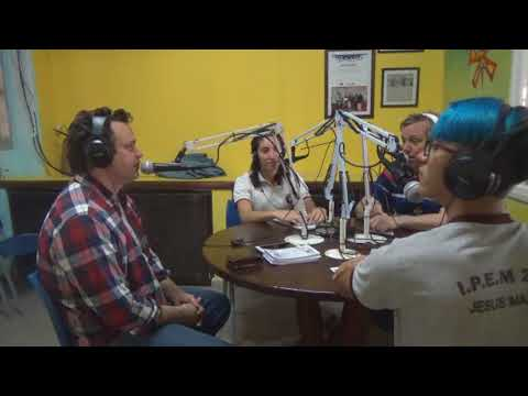 (02-11- 2017) The Gang  - 4to Año - Programa Final (Invitado Iván Noel)