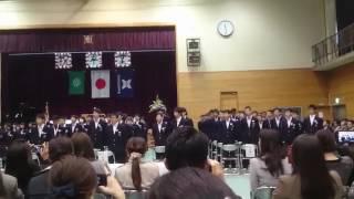 中学校卒業式で【一般男性脱糞シリーズ】を歌う卒業生 thumbnail