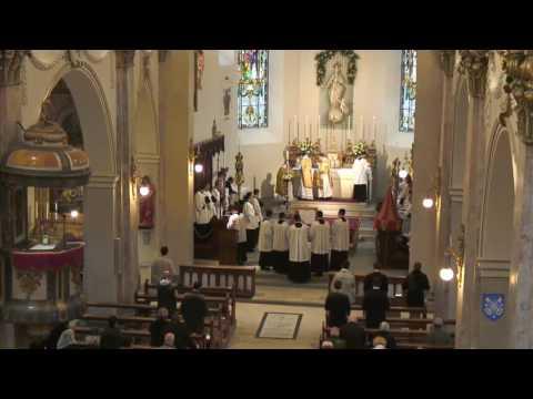 2017 05 01 Saint Joseph  artisan avec le séminaire  de Wigratzbad