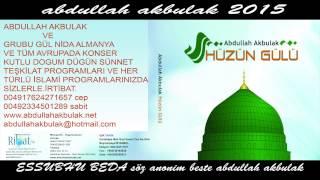 abdullah akbulak 2015 essubhu beda
