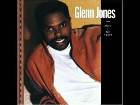 Glenn Jones & Genobia Jeter - Love Is Forever