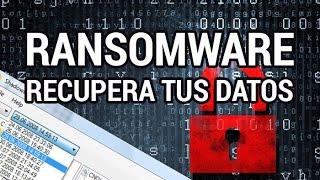 Recupera tus datos cifrados por ransomware restaurando las copias Shadow www.informaticovitoria.com
