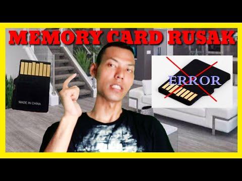 Pernahkah anda kehilangan file di sd card secara tiba-tiba? Atau file anda terhapus baik itu di seng.