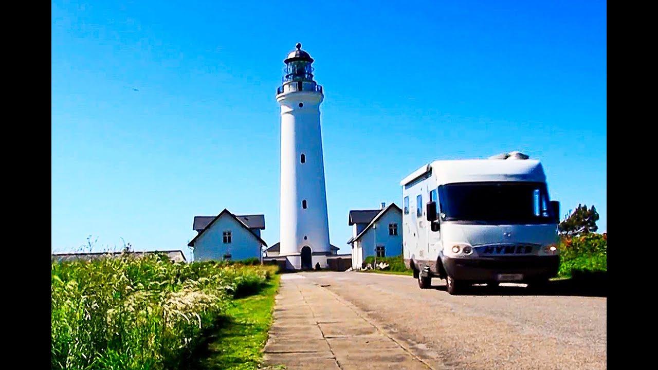 Mit dem Wohnmobil durch Dänemark - Teil 9: Die Westküste (Juni 2095)