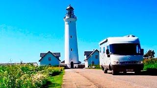 Mit dem Wohnmobil durch Dänemark - Teil 1: Die  Westküste (Juni 2015)