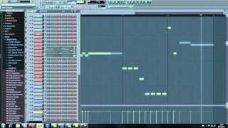 FL Studio 10 - Best Dirty Dubstep 720p HD FREE FLP DOWNLOAD